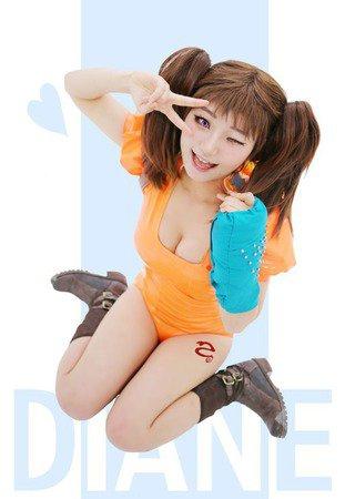 Nanatsu no Taizai : Diane