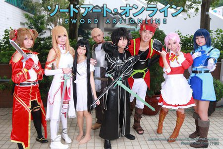 Sword Art Online : Groupe partie 1