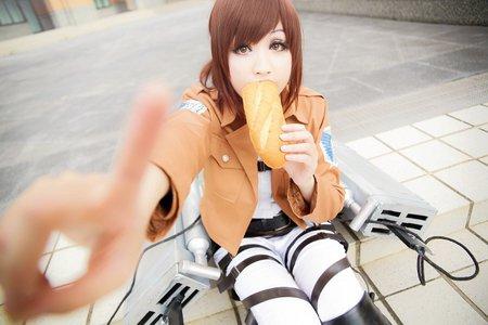 Shingeki no Kyojin : Sasha Braus