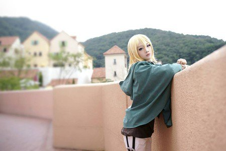 Shingeki no Kyojin : Christa Lenz