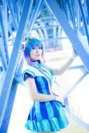 Vocaloid : Aoki Lapis