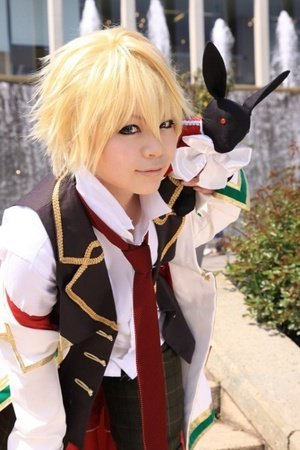 Pandora Hearts : Oz Vessalius