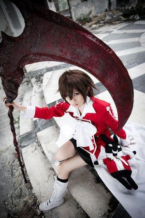 Pandora Hearts : Alice