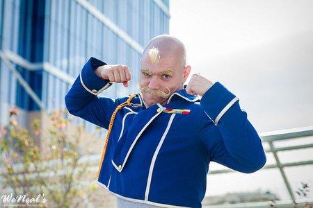 Fullmetal Alchemist : Alex Louis Armstrong