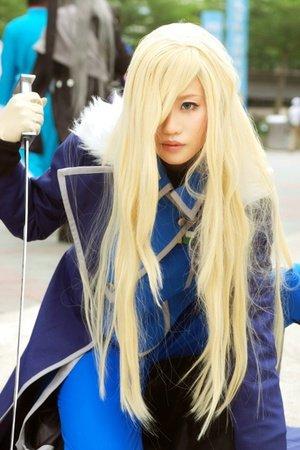 Fullmetal Alchemist : Olivia Mira Armstrong