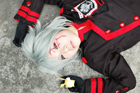 D Gray-Man : Allen Walker partie 2