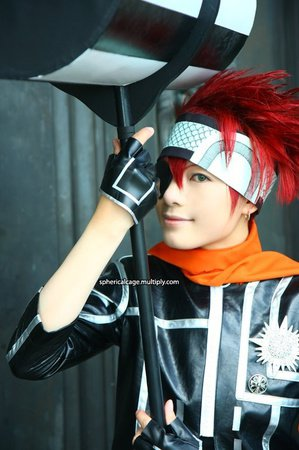 D Gray-Man : Lavi