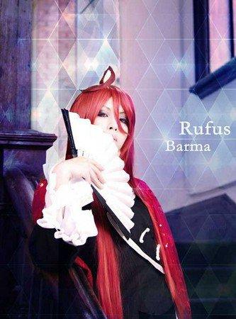 Pandora Hearts : Rufus Barma