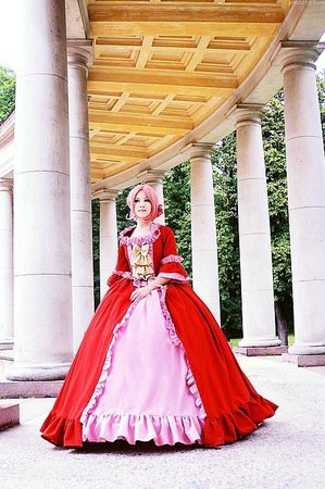 Pandora Hearts : Lottie Baskerville
