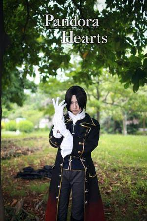 Pandora Hearts : Glen Baskerville