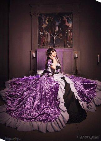 Pandora Hearts : Lacie Baskerville