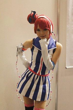 Vocaloid : Akikoloid-Chan