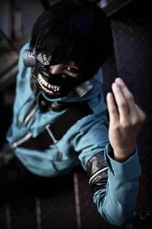 Tokyo Ghoul : Ken Kaneki