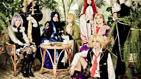 Pandora Hearts : Groupe partie 1