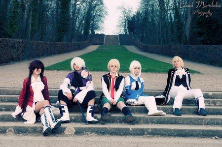 Pandora Hearts : Groupe partie 2