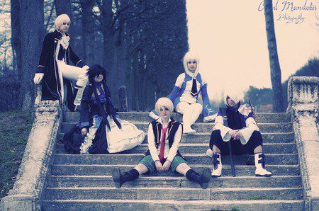 Pandora Hearts : Groupe partie 3