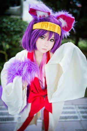 No Game No Life : Hatsuse Izuna