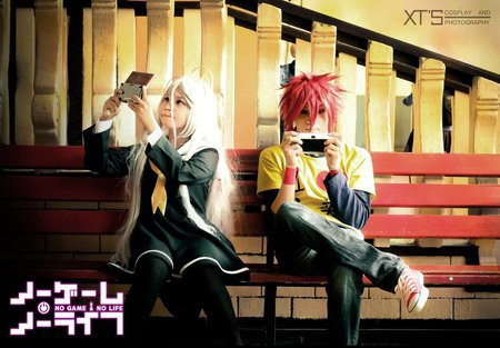 No Game No Life : Groupe