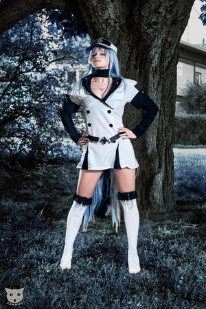 Akame ga Kill : Esdeath