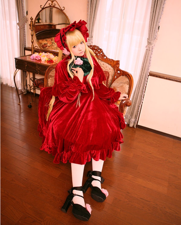 Rozen Maiden : Shinku