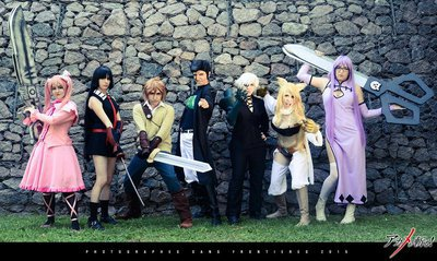 Akame ga Kill : Groupe