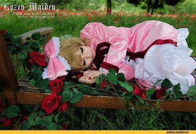 Rozen Maiden : Hina Ichigo