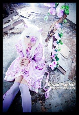 Rozen Maiden : Barasuishou
