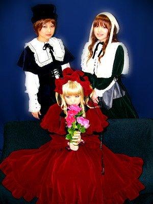 Rozen Maiden : Groupe partie 1
