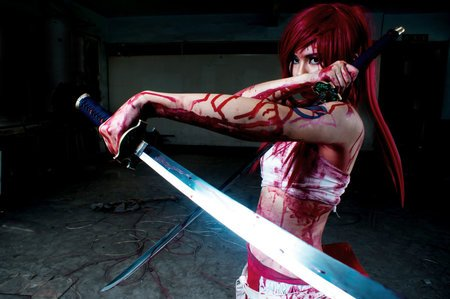 Fairy Tail : Erza
