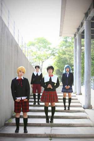 Gakuen Alice : Groupe 1