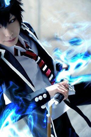 Blue Exorcist : Rin Okumura partie 2