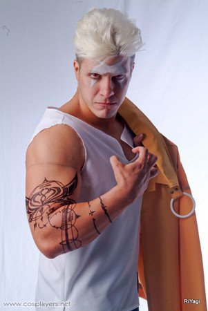 Fullmetal Alchemist : Scar