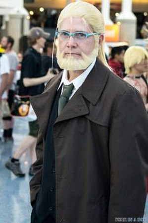 Fullmetal Alchemist : Hohenheim