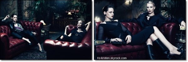 MAGAZINE :  Kris en couverture du magazine Interview pour le mois de Juin