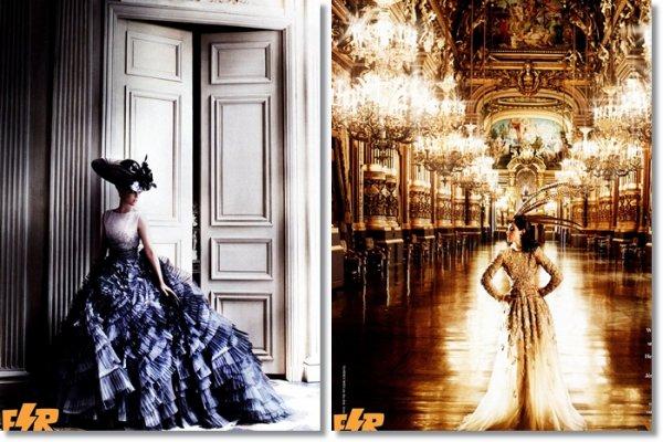 MAGAZINE :  Kris en couverture du magazine Vanity Fair  pour le mois de Juillet.