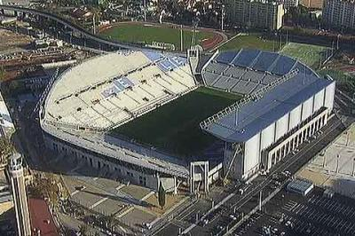 Blog de stadesdefoot tout les stades de football au - Piscine du stade olympique ...