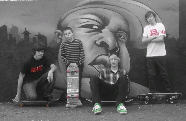 Le Skate Dans Le Medoc !