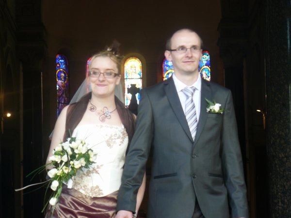 mariage de ma soeur et laurent