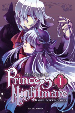 Fiche de lecture: Princess Nightmare