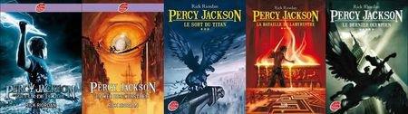 Fiche de Lecture: Percy Jackson