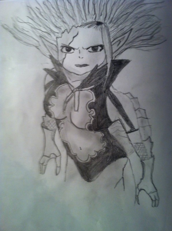 Mirajane - Fairy Tail