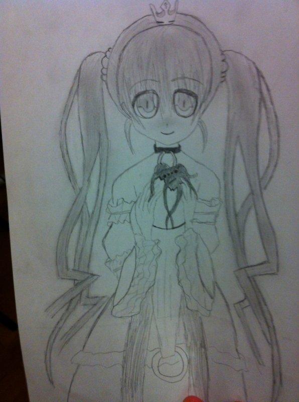Manga ( je ne sais pas trop qui c'est j'ai tapé au pif sur google ^^)