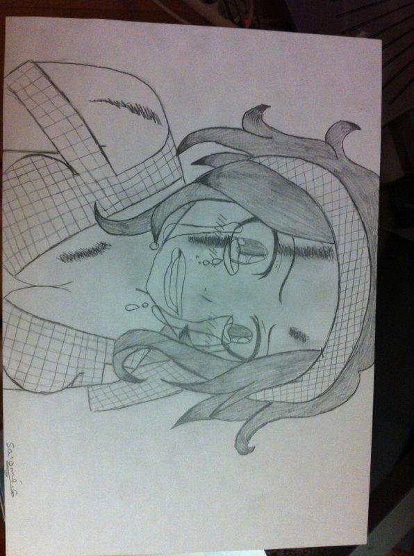 Personnage d'un Manga connu