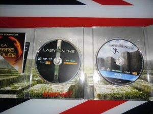 BLINGEE TERESA ET THOMAS COUP DE COEUR FILM LE LABYRINTHE+MON DVD COLLECTOR LE LABYRINTHE