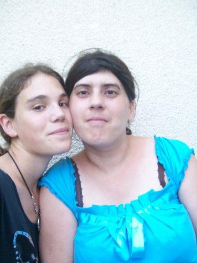 ma sister et mi