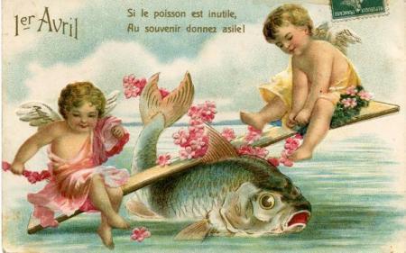 bon poisson du 1 avril