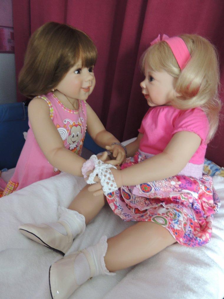 Prune & Mélanie
