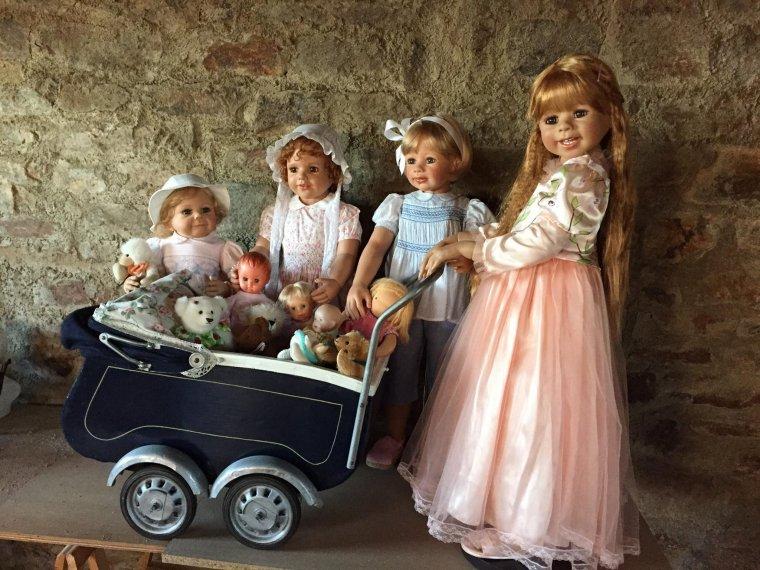4 jolies filles