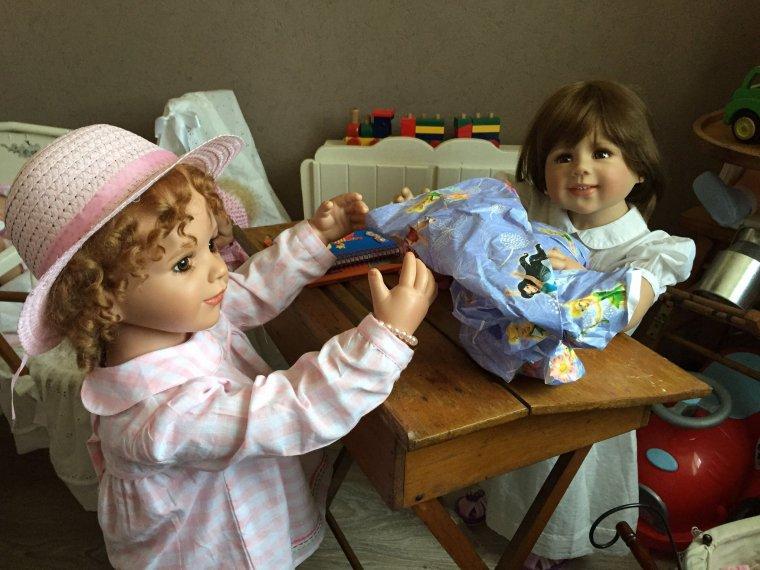 Prune et Camille