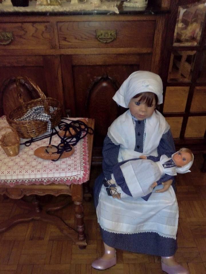 la grande béa de MAITE  a la fete basque
